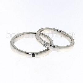 <B>FEDE DI NOSTRA CREAZIONE</B> COMODA CON BORDI ARROTONDATI IN ORO 18 karati ALTEZZA 3,2mm, FEDE UOMO G: 5,1 FEDE DONNA G: 4,4 REALIZZABILE IN ARGENTO, ORO, PLATINO. <BR>I pesi e le carature sono solamente indicativi e possono subire variazioni a seconda della misura dell'anello. Contattaci per un preventivo personalizzato<BR>Da <b>Reggio Emilia</b> la tua gioielleria a portata di click