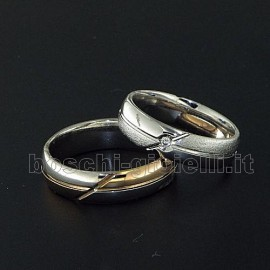 COMFORT WEDDING RING IN GOLD 18k, 5,7mm IN HEIGHT, WEDDING MAN G: 6,9 WEDDING WOMAN G: 5,9.<BR>Weights and carat are indicative and they are subject to change depending on the ring size. Contact us for a personalized quote.