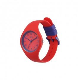 Orologio <b>Ice-Watch</b> per bimbi o ragazzi. CASSA DIAMETRO 34mm VETRO MINERALE, CINTURINO IN SILICONE, IMPERMEABILE 10 ATM, 2 ANNI DI GARANZIA. Da <b>Reggio Emilia</b> la tua gioielleria a portata di click.
