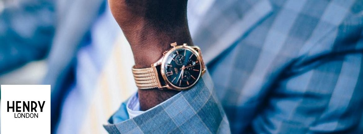 Henry London watches shop with on line sale official seller from Italy