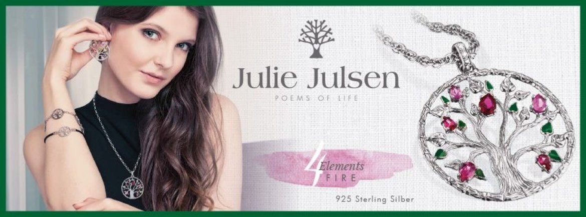 ON LINE SHOP WITH SALE OF JULIE JULSEN JEWELLERY. EARRINGS, NECKLACES, PENDENTS, BRACELET IN SILVER 925
