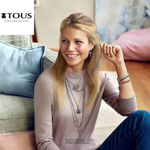 Tous gioielli vendita online offerte e promozioni