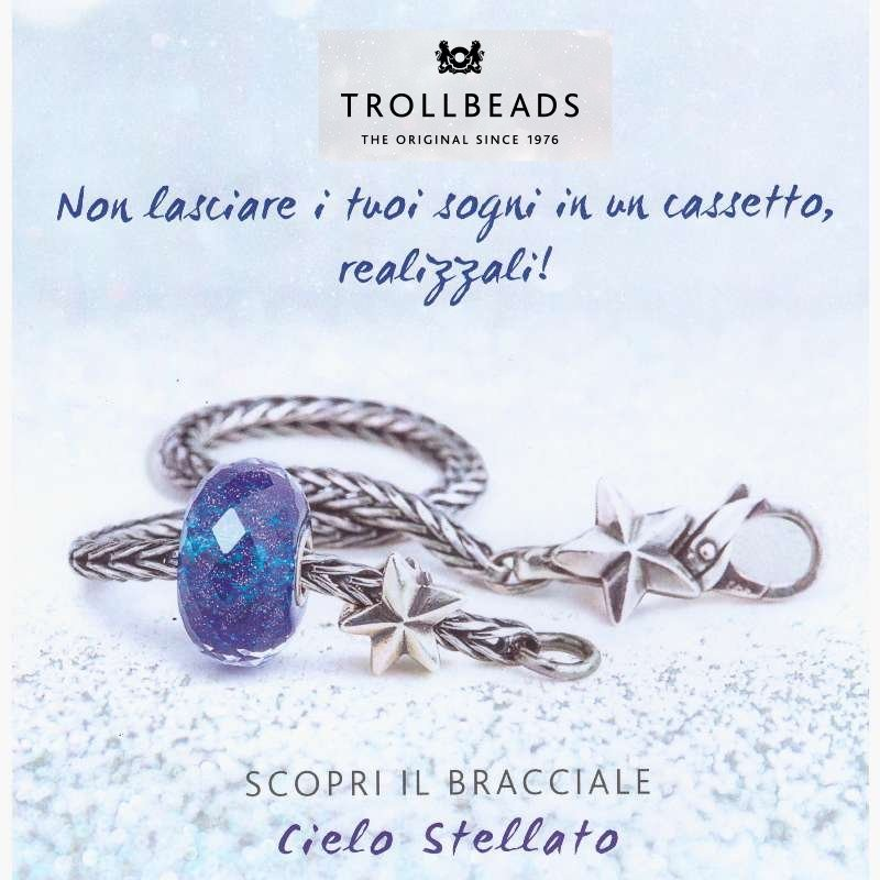 Trollbeads bracciali charm offerte e promozioni