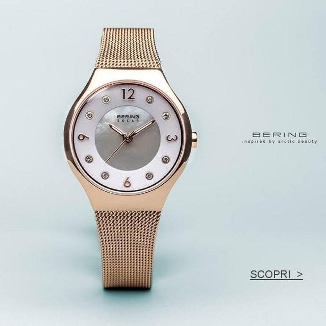 Bering orologi promozioni offerte sconti